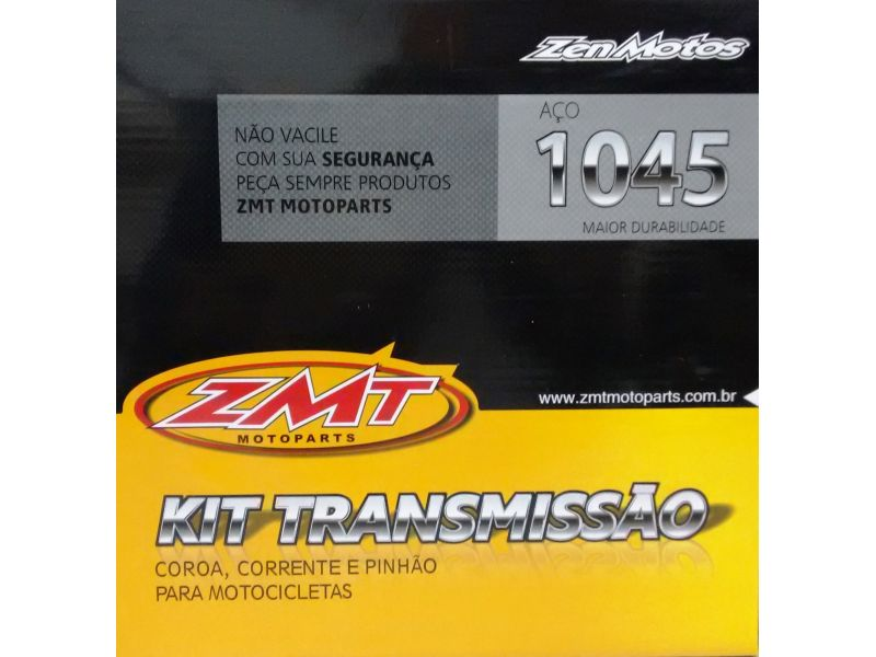 KIT Relacao CRYPTON 100 1997 A 2005   – ZMT – KCPC031
