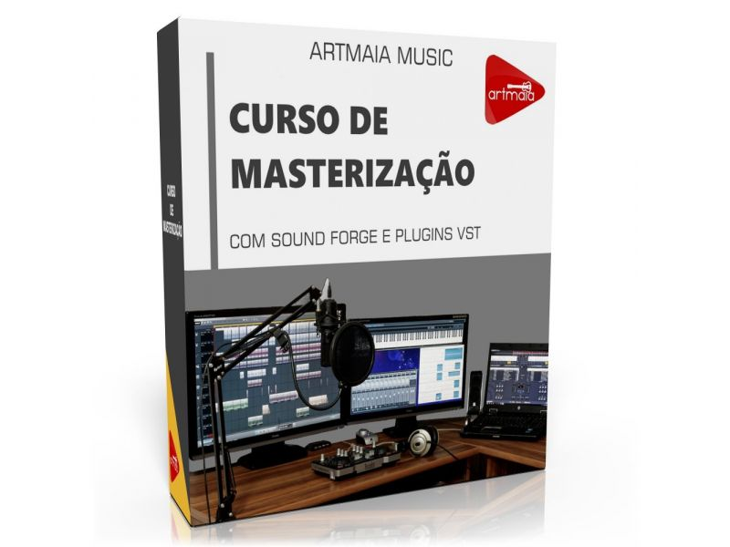 CURSO DE MASTERIZAÇÃO -  Via Download