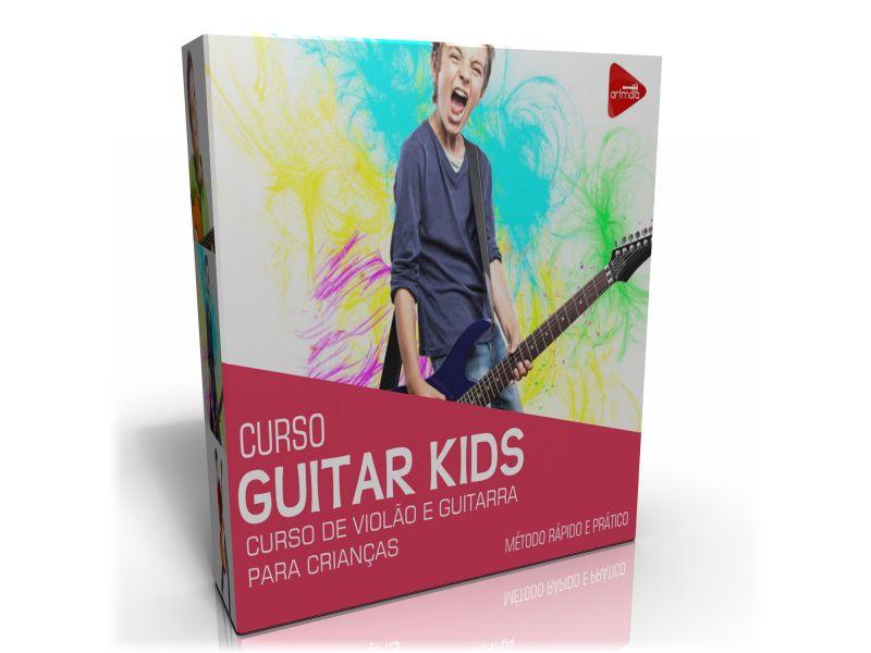 GUITAR KIDS - CURSO DE GUITARRA PARA CRIANÇAS