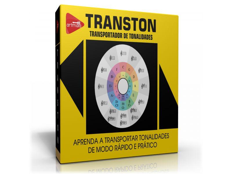 TRANSTON - TRANSPORTADOR DE TONALIDADES -  Via Correios