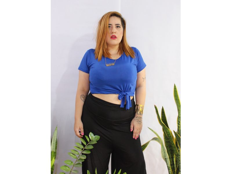 Brusinha Azul