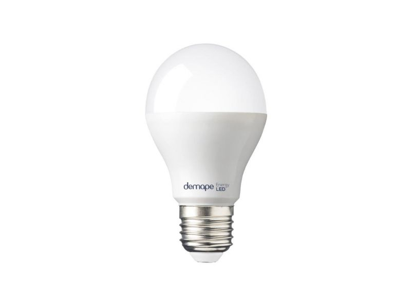 Lâmpada Led Bulbo 9W 6.500K A60