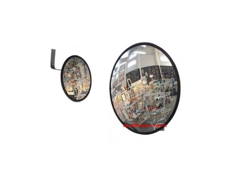 Espelhos Convenxo Borr. Estacionamento ou Garagem. de 40cm