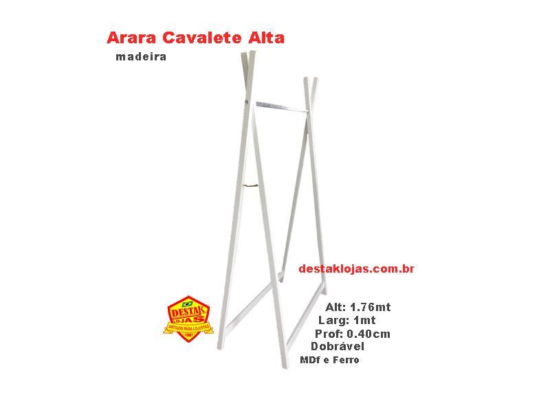 Arara Cavalete