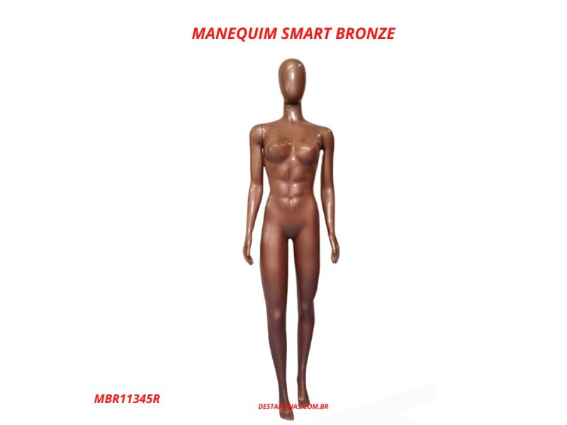 MANEQUIM SMART BRONZE MBR11345R