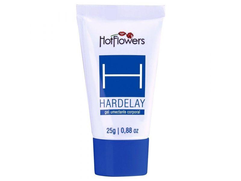 Hardelay Gel Excitante Retardante Masculino - 25 gr