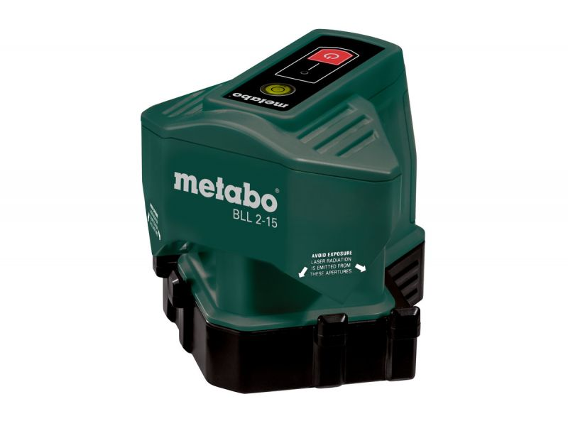 Nivel à Laser 15mtrs. BLL2-15 METABO