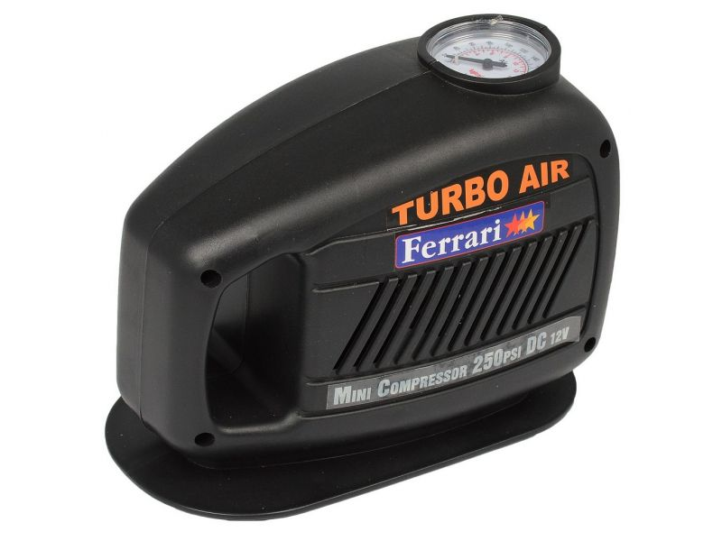 Mini Compressor Turbo Air MCTA-12 FERRARI