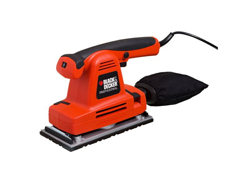 Lixadeira Orbital SS1000 BLACK+DECKER