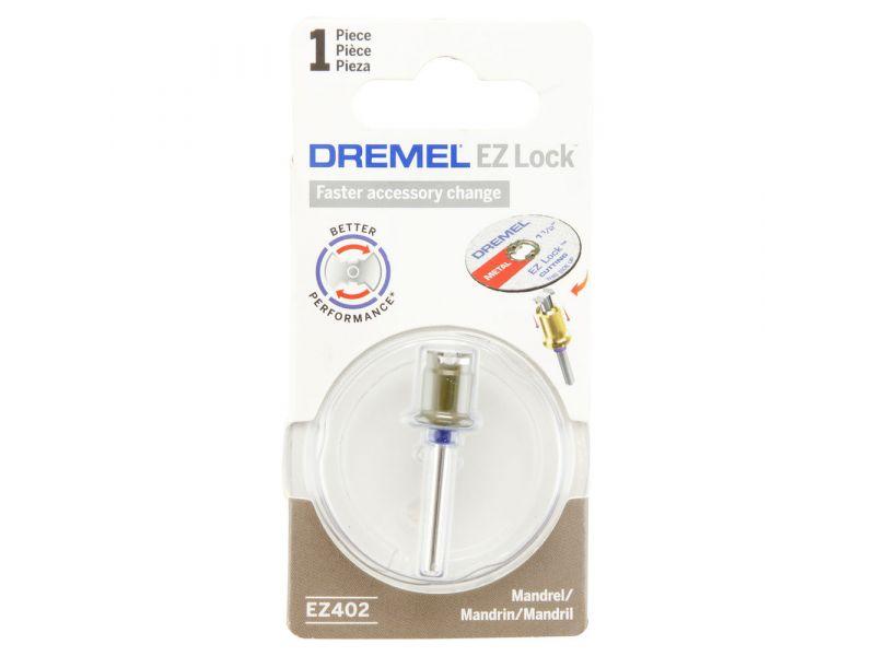 Mandril de Aperto Rápido SpeedClic EZ Lock Dremel EZ402