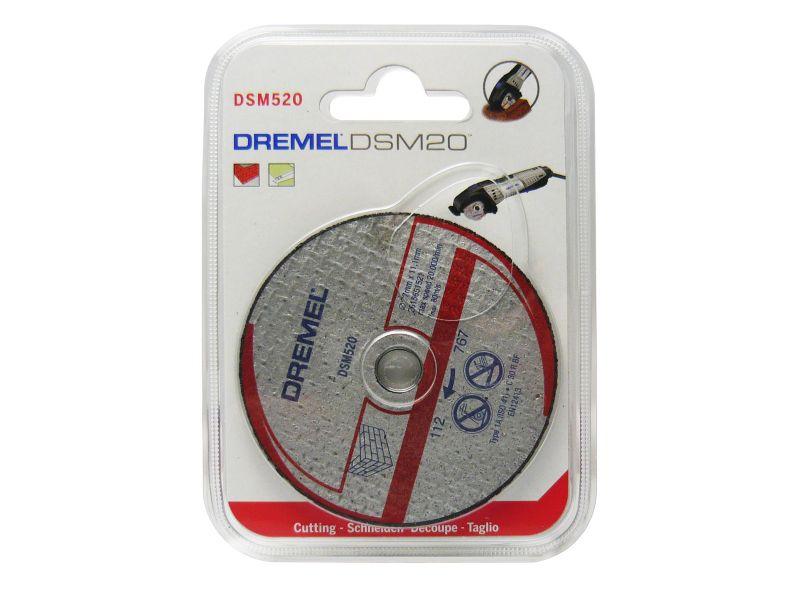 Disco de Corte de Alvenaria Compact Saw Max Dremel DSM520-RW