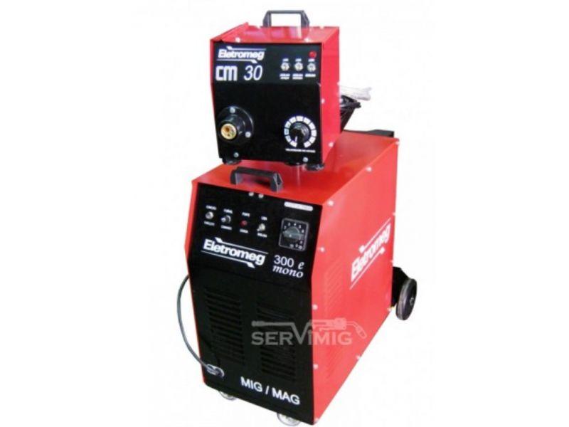 Maquina de Solda Mig / Mag  Eletromeg - Super 300 Mono