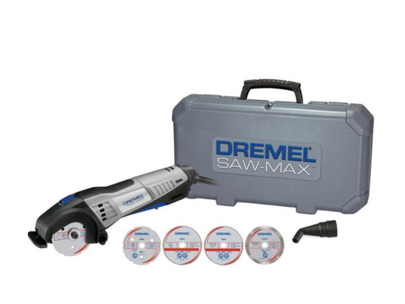 Serra Saw-Max Dremel 710w C/ 4 Discos E Maleta - 220 Volts