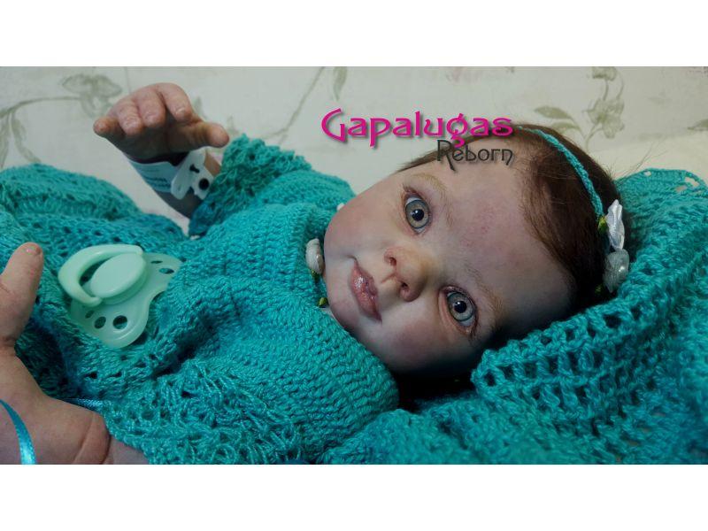 Bebê Reborn Maiara -