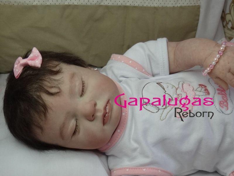 Bebe Reborn  - kit Gemma