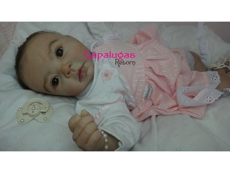 Bebê reborn kit Melody - seu nome é  Gabriela