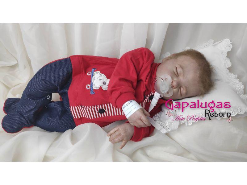Bebê Reborn Augusto