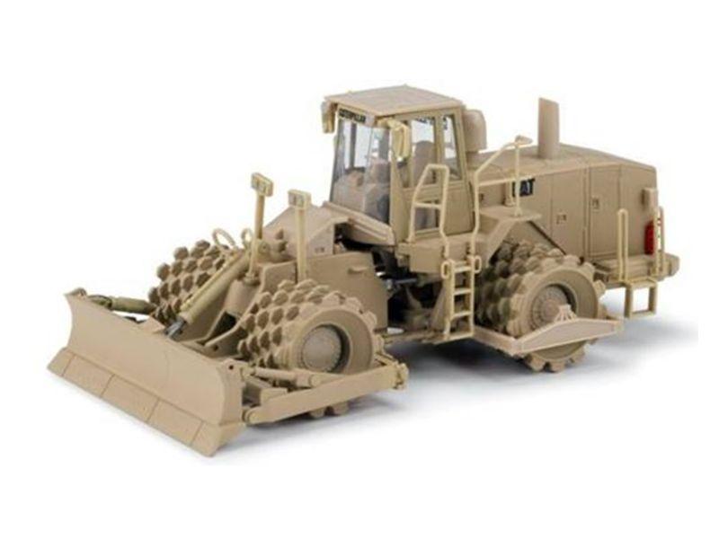 Caterpillar: 815F Compactador de Solo - Militar - 1:50 - Norscot