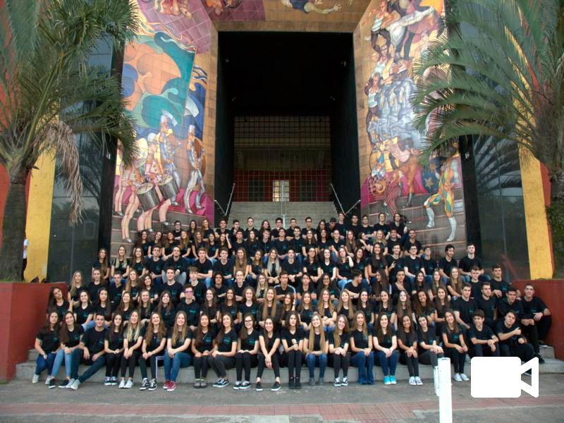Video - Ensino Médio Positivo 2019 (Cerimônia + Baile) em até 10X sem juros