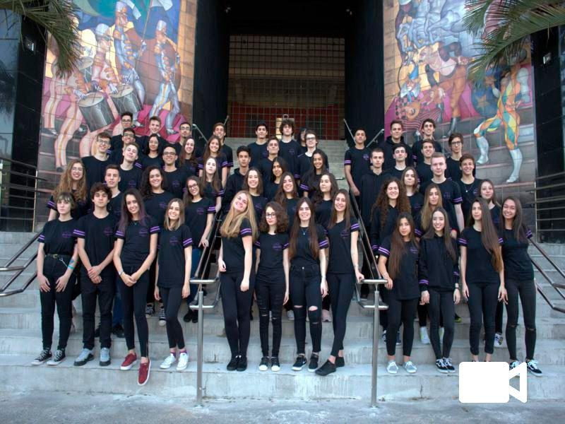 Video - Ensino Médio Exathum 2019 (Cerimônia + Baile) em até 10X sem juros