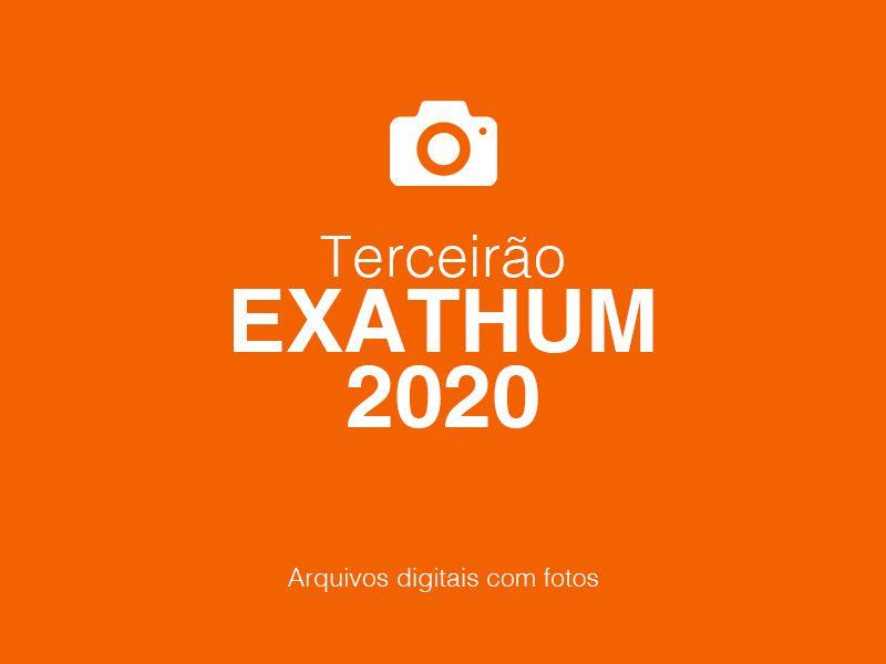 Arquivos Digitais - Ensino Médio Exathum 2020 - em até 10 x sem juros