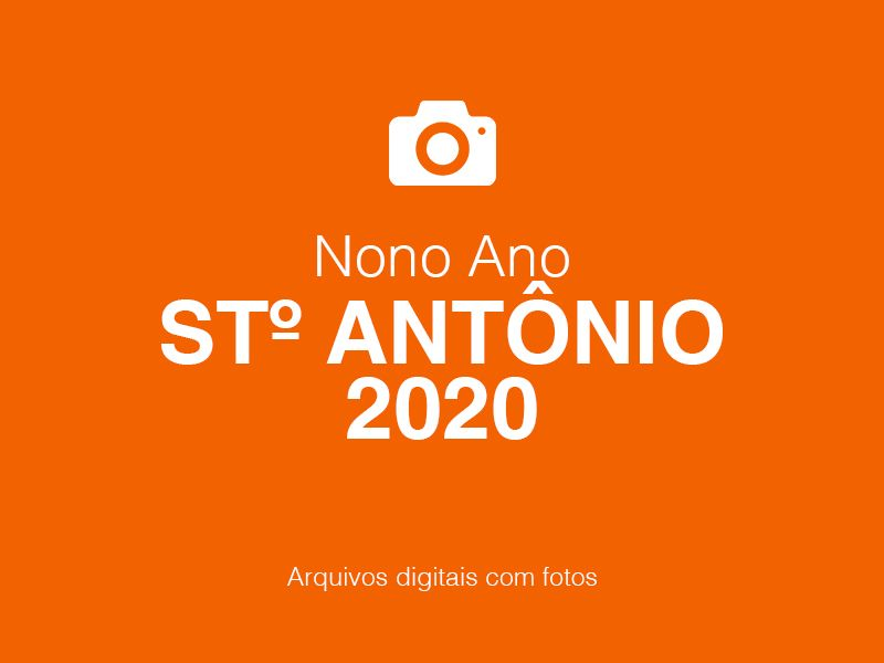 Arquivos Digitais - Ensino Fundamental Santo Antonio 2020 - em até 10 x sem juros