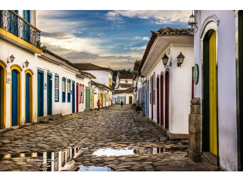 PARATY (21 ABRIL) DAY-USE