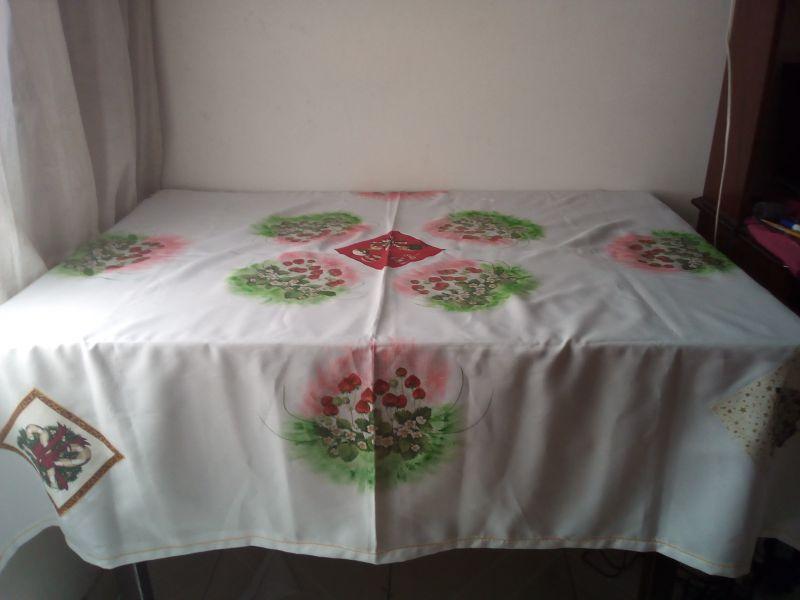 Toalha de mesa, tamanho 1,40