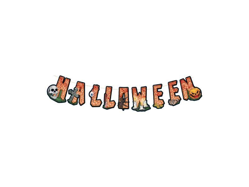 Faixa Halloween