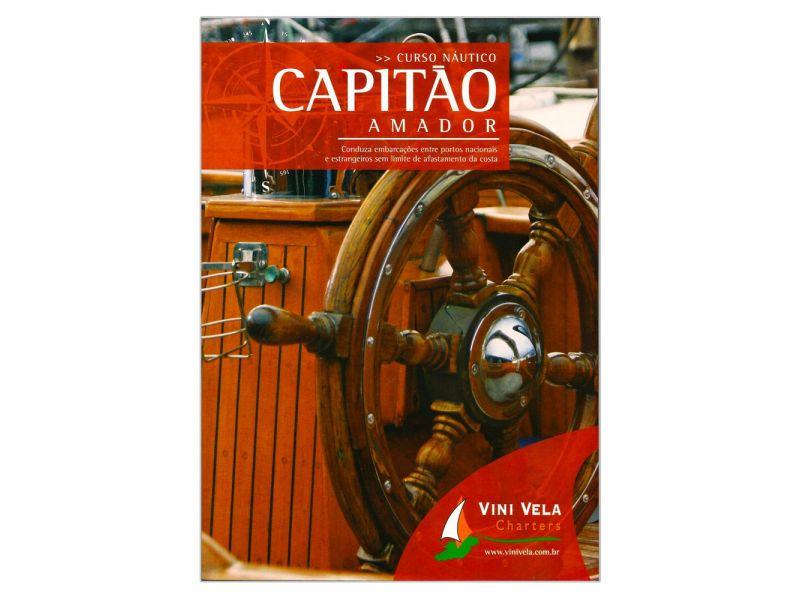 Livro Capitão Amador