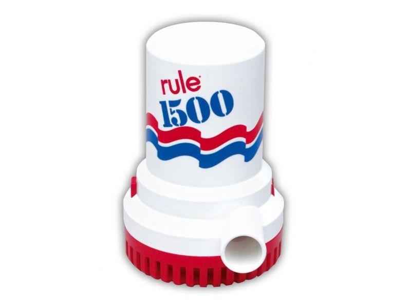 Bomba de Porão Rule 1500 Gph 12v