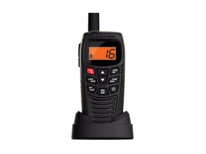 Radio Vhf Portatil Uniden Atlantis 270 Digital -  Lançamento