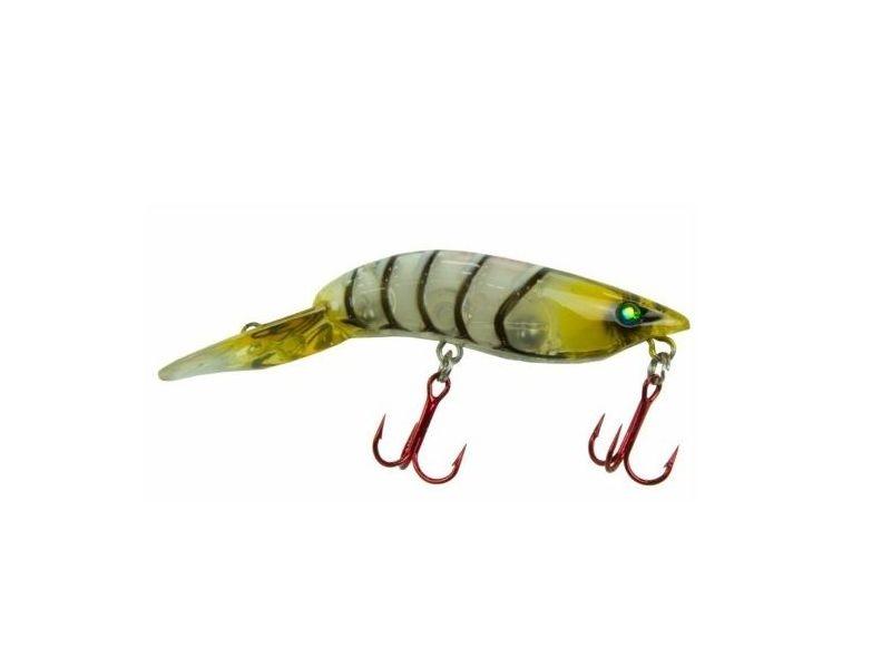 Isca Artificial Sumax Slinky Shrimp (Camarão Doido) SSH-50F