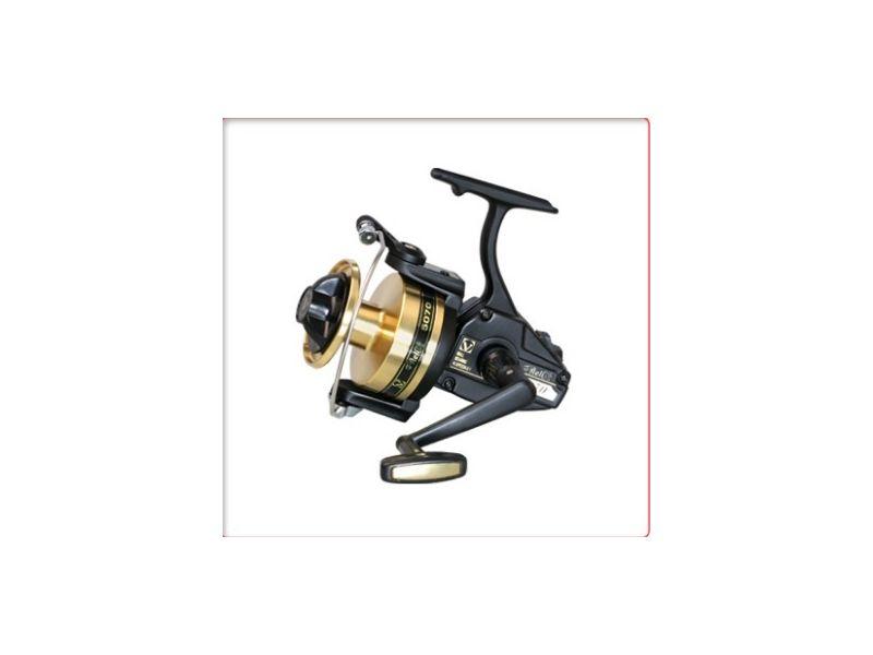 Molinete Relix Viking 5080 Para Grandes Peixes Pesca Pesada