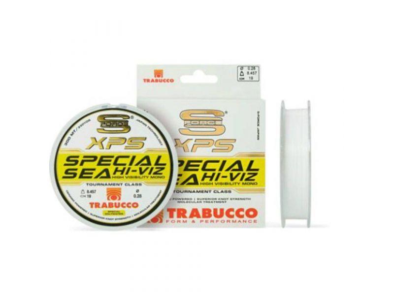 Trabucco - Linha XPS Special SEA HI-VIZ 0,16MM - 300m