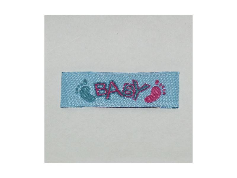 Etiqueta Palito Alta Definição - Infantil - BABY -  1000 unid.