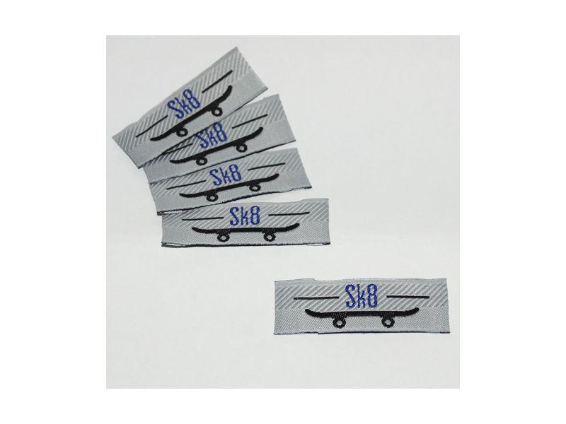 Etiqueta Palito Alta Definição - Infantil - Sk8 -  500 unid.