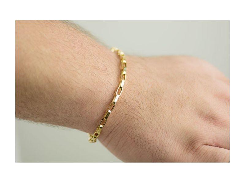 6543320e81c Pulseira Cartier Longa em ouro 18k