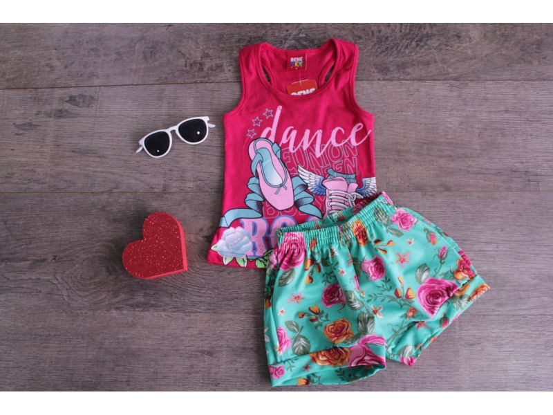Conjunto Dance - Marsala