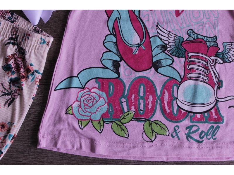 Conjunto Dance - Rosa
